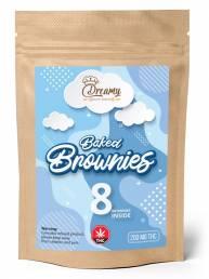 Buy Dreamy Delite Baked Brownies - 200mg