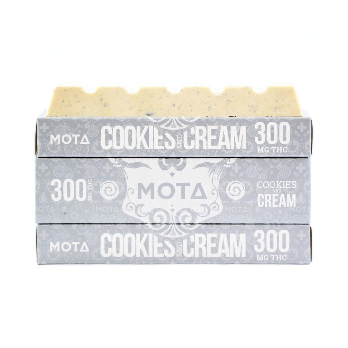 Buy MOTA - Cookies and Cream Chocolate Bar