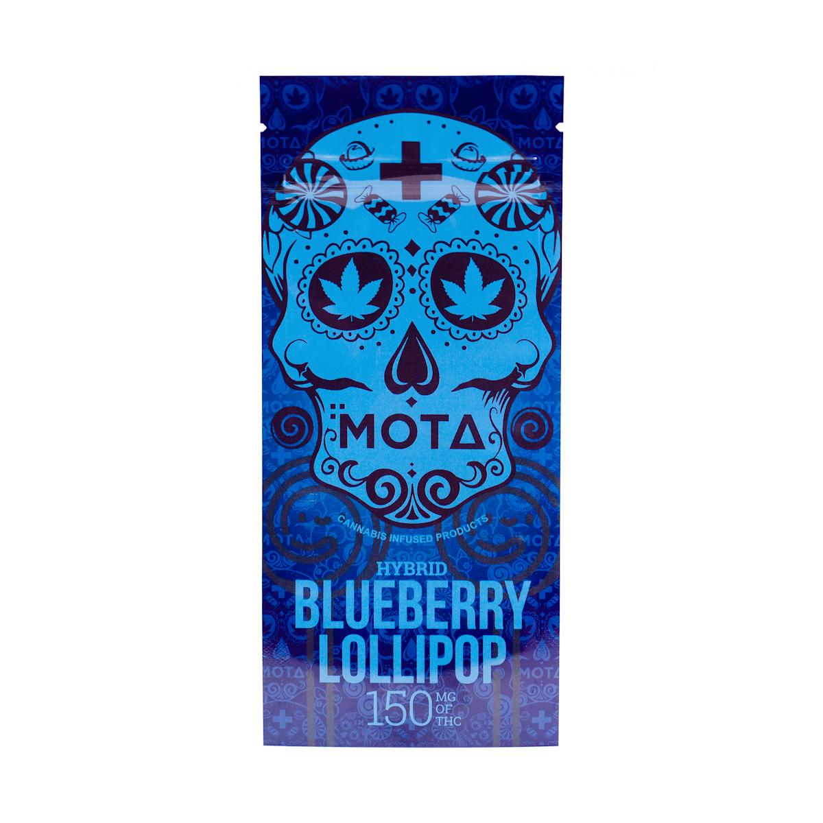 BUy MOTA Lollipop - Blueberry
