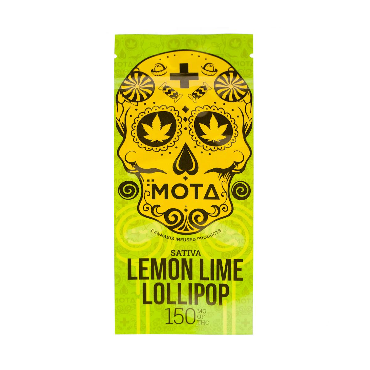 Buy MOTA Lollipop - Lemon Lime