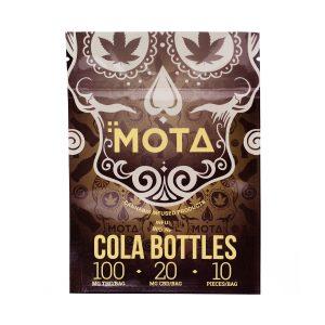 Buy MOTA - Medicated Gummies - Cola Bottles - Indica