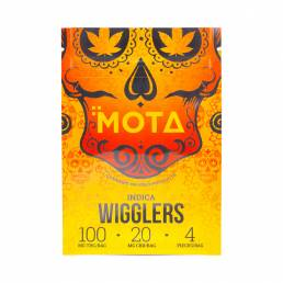 Buy MOTA - Medicated Gummies - Wigglers - Indica