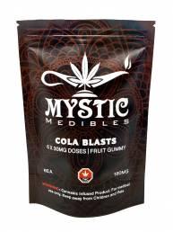 Buy Mystic Medibles - Cola Blast 180mg ONline