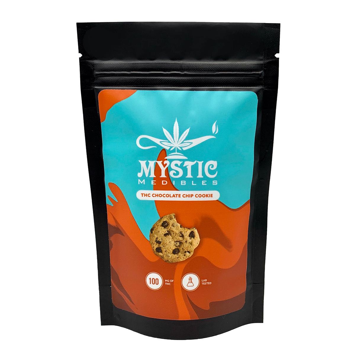 Buy Mystic Medibles Cookies 100mg