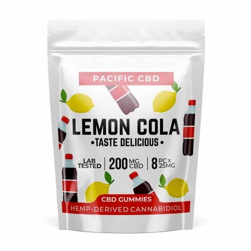 Buy Pacific CBD Lemon Cola 200mg Online