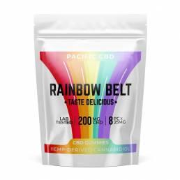 Buy Pacific CBD Rainbow Belt 200mg