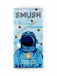 BUy Smush – Mushroom Cookies & Cream Chocolate Bars – 3grams