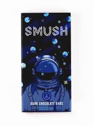 Buy Smush - Mushroom Dark Chocolate Bars - 3grams