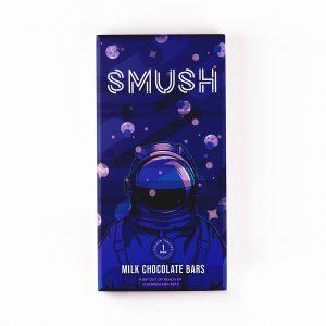 Buy Smush - Mushroom Milk Chocolate Bars - 1gram