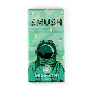 Buy Smush - Mushroom Mint Chocolate Bars - 3grams