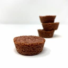 Buy Dreamy Delite Fudge Brownies Red Velvet - 400mg