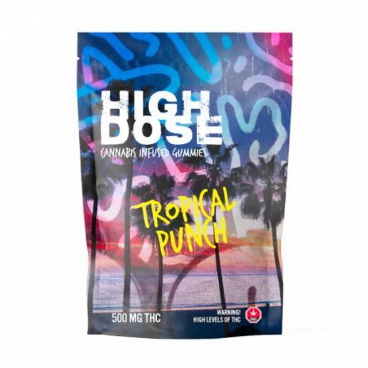 buy high dose tropical punch edibles-High Dose - Tropical Punch THC Gummies 500mg/1000mg